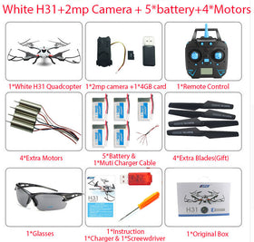 JJRC H31 Headless Mode RC Helicopter Quadcopter Waterproof Drone