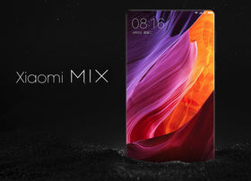 Xiaomi Mi MIX 6.4inch 2040*1080 Screen Android 6.0 4G LTE 64bit Qualcomm Snapdragon 821 6GB 256GB 16.0MP NFC Touch ID Ceramic Body - IN STOCK *EUROLINE EXPRESS*