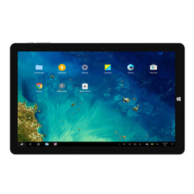 "Chuwi Hi10 Pro 10.1"" Dual OS Windows 10 & Remix IntelZ8300 Quad core 4GB RAM 64GB ROM 6500mAh 1920*1200 Type C - Merimobiles"