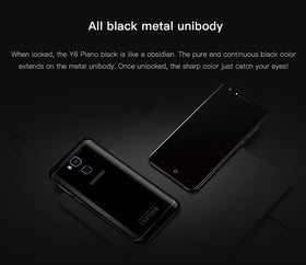 Doogee Y6 MTK6750 1.5GHz Octa Core 5.5 Inch HD Screen 4G RAM 64G ROM CHRISTMAS EDITION *EUROLINE AVAILABLE*