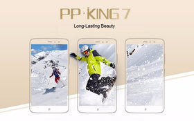 PPTV King 7 Helio X10 MTK6795 3G RAM 32G ROM 6 inch 2.5D 2K Screen Android 5.1 4G LTE *EUROLINE AVAILABLE* - Merimobiles