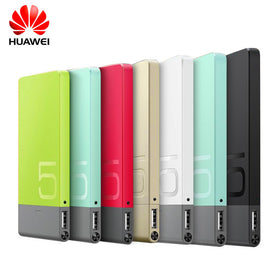 Huawei Power Bank Ultra Slim 5000mAh AP006L High Quality Emergency Portable Charger External Battery
