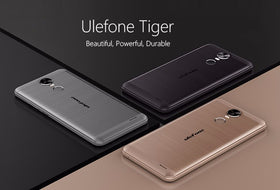 Ulefone Tiger MTK6737 1.3GHz Quad Core 5.5 Inch HD Screen 2GB RAM 16GB ROM Android 6.0 4G LTE *EUROLINE AVAILABLE*