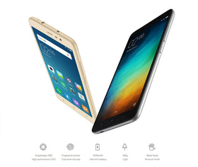 "Xiaomi Redmi Note 3 Pro Qualcomm Snapdragon 650 5.5"" 3GB RAM 32GB ROM Special Edition with B4 B20 B28 LTE - Merimobiles"