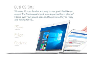 "Teclast Tbook16 Pro 11.6"" Dual Boot IntelCherry Trail Z8300 Quad Core 4G RAM Tablet 64G ROM 2 in 1 Windows 10 Home & Android 5.1 EXPRESS SHIPPING ONLY - Merimobiles"