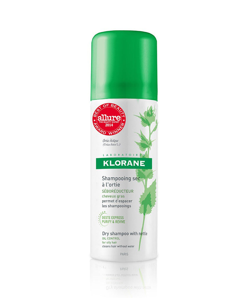 Dry Shampoo with Nettle - Oily Hair