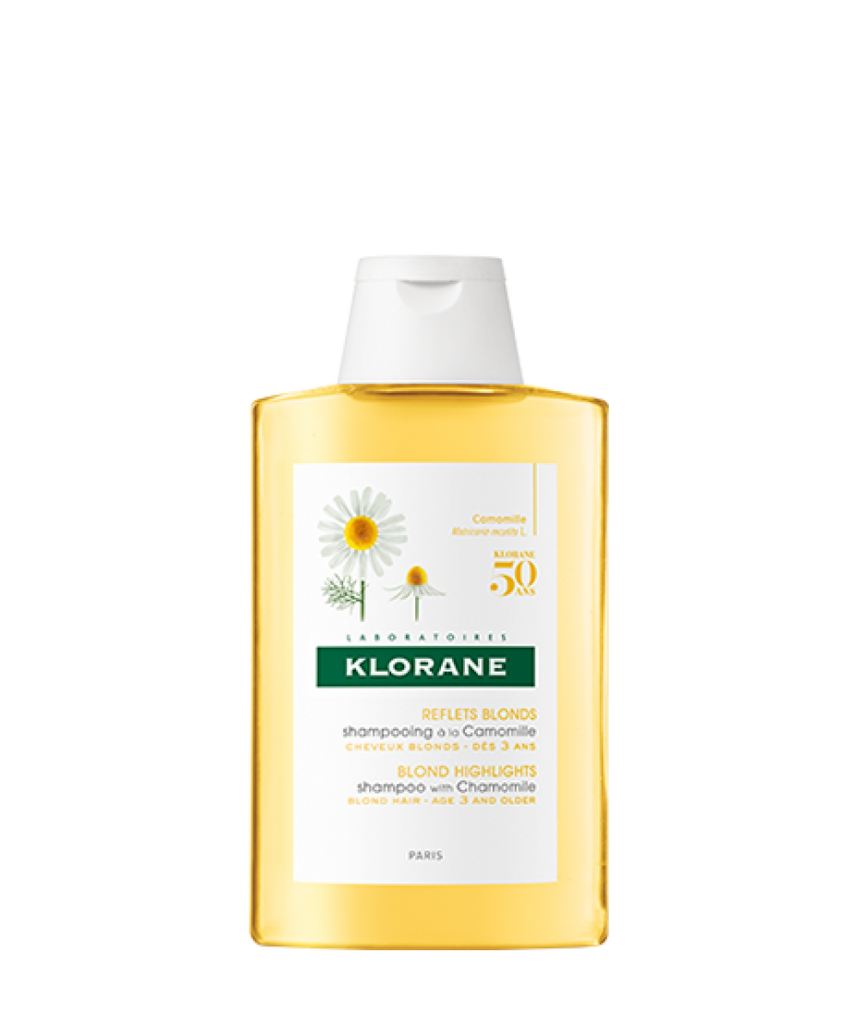 Shampoo with Chamomile - Blonde Hair