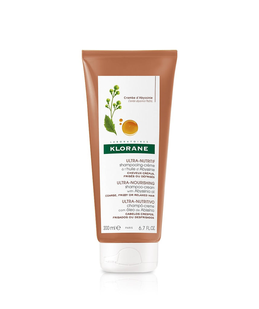 Shampoo Cream with Abyssinia oil