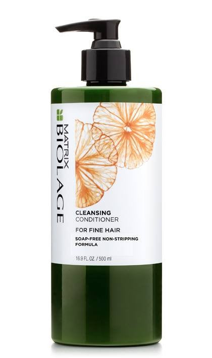 Cleansing Biolage Conditioner for Fine Hair