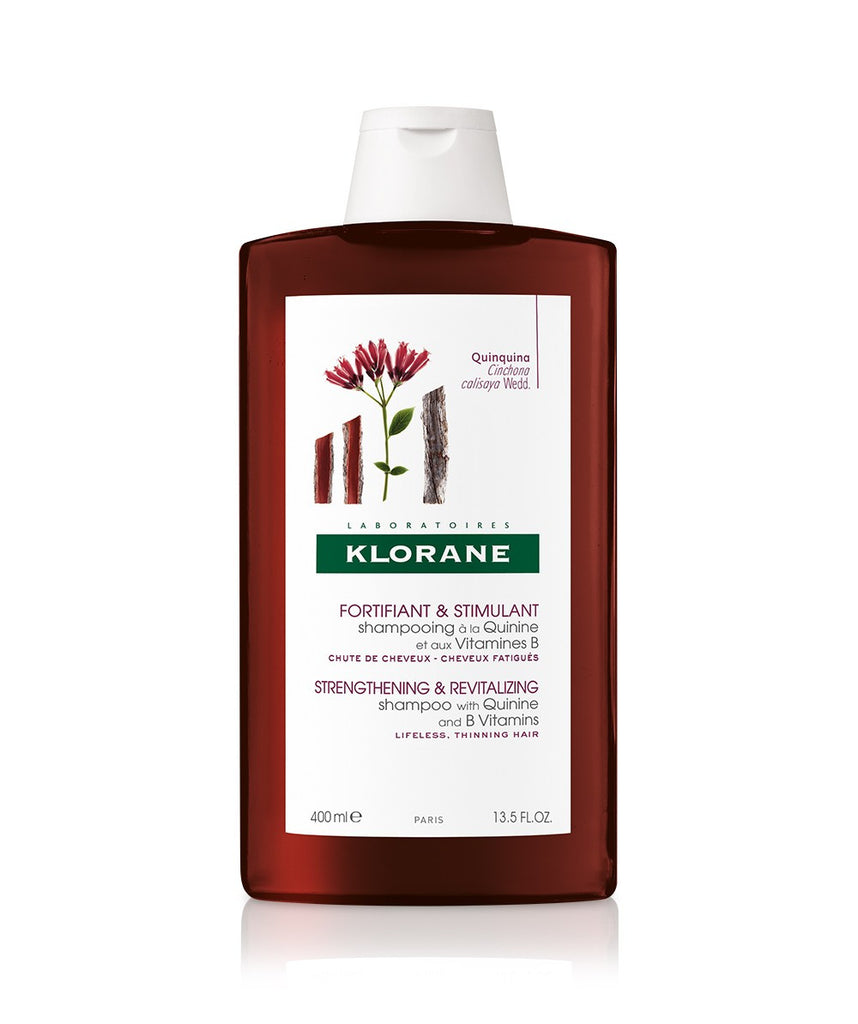 Shampoo with Quinine and B Vitamins - Thinning Hair  -  Hair Lose