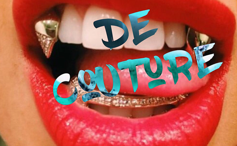 DE Couture custom urban designer pieces, dresses, denim, and jackets