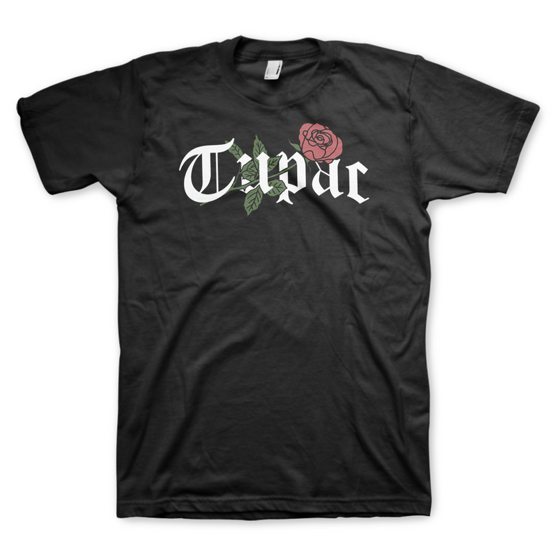 TUPAC Concrete Rose