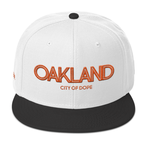Oakland Go Duffle Bag