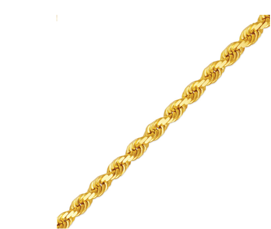DOPE Rope Chain (4 mm)
