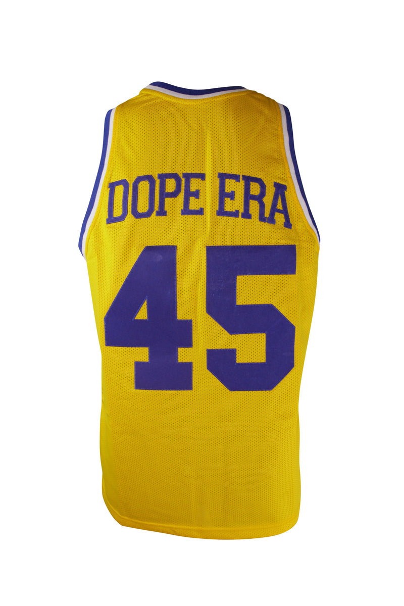 Dope Era Jersey DE Warriors Jersey
