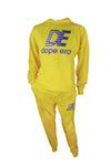 Dope Era Apparel Joggers Yellow / SM DE NB Jersey Jogger