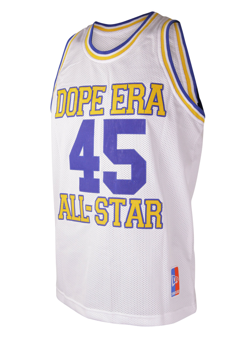 Dope Era Jersey White / SM / Jersey DE Warriors Jersey