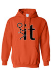 Stick It Men Pullover Hoodie