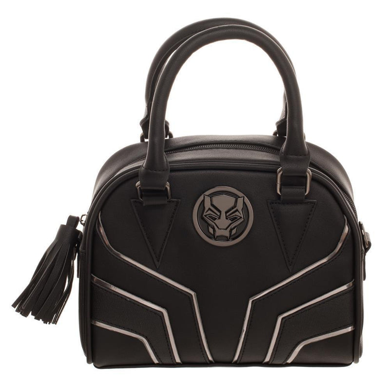 Marvel Comics Handbag DEFAULT Black Panther Satchel Handbang