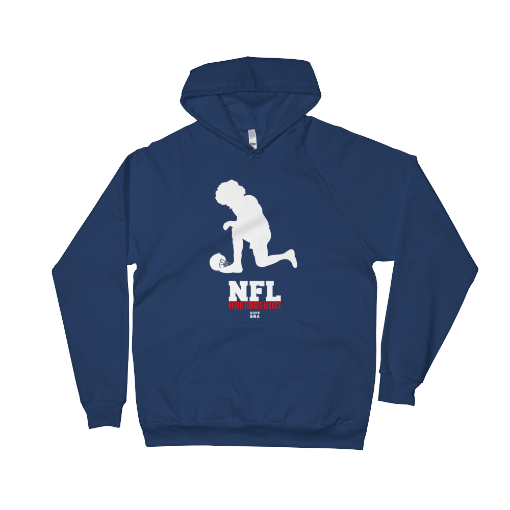 Never Forget Legacy Hoodie