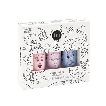 nailmatic // Mermaid (set of 3 polishes) - Nailmatic
