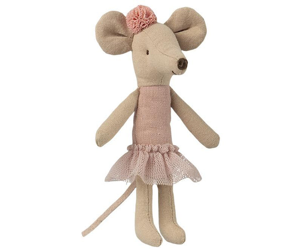 Maileg // Maileg - Ballerina Mouse, Big Sister - All The Little Bows