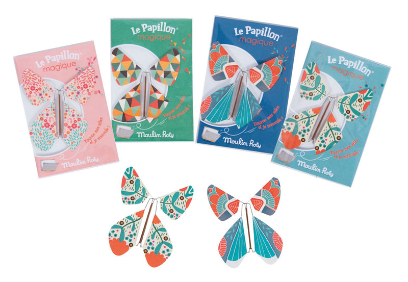 Moulin Roty // Les Petits Merveilles - Magic Butterflies - All The Little Bows