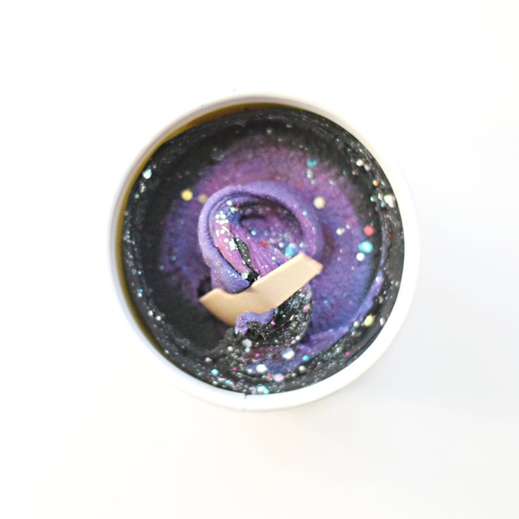 Land of Dough // Land of Dough | Space Galaxy Large Scoop - All The Little Bows