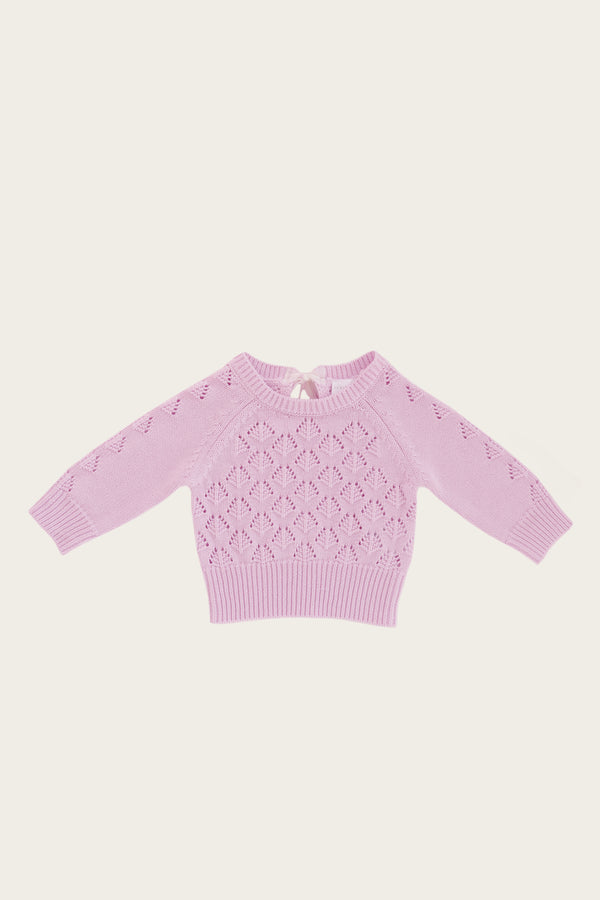 Jamie Kay // sienna knit - tulip - All The Little Bows