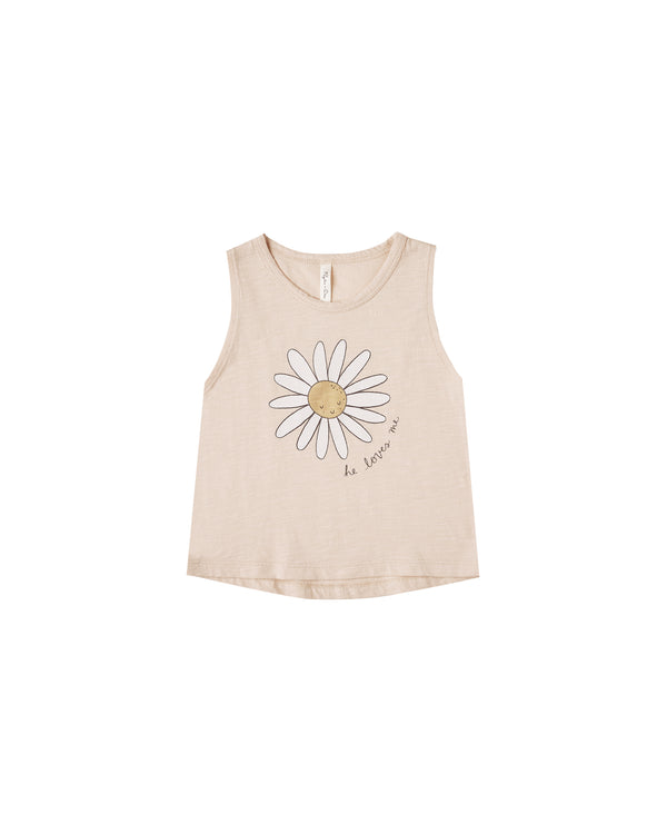 Rylee + Cru // daisy tank | shell - All The Little Bows