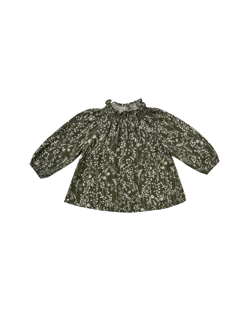 Rylee + Cru // vines audrey blouse - All The Little Bows