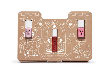 nailmatic // Storyboard Gift Set - Princess Castle - Nailmatic