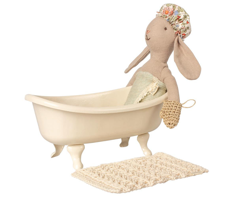 Maileg // Maileg - Miniature Bathtub - All The Little Bows
