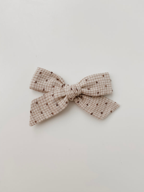 All The Little Bows // Classic Bow | Hayride - All The Little Bows
