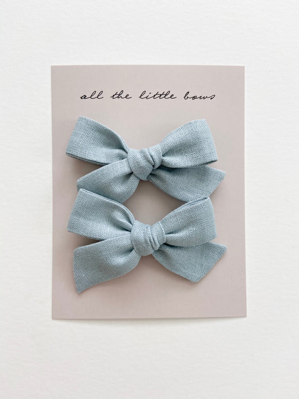 "All The Little Bows // ""Balmy"" Classic Bow - All The Little Bows"