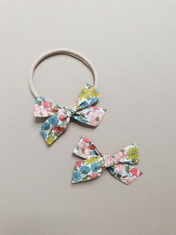 All The Little Bows // Classic Knot // Liberty of London