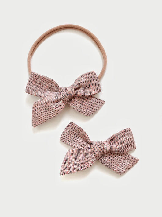 All The Little Bows // Classic Knot //