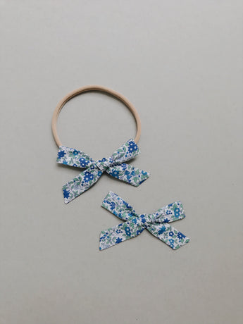 All The Little Bows // Simple // Liberty of London