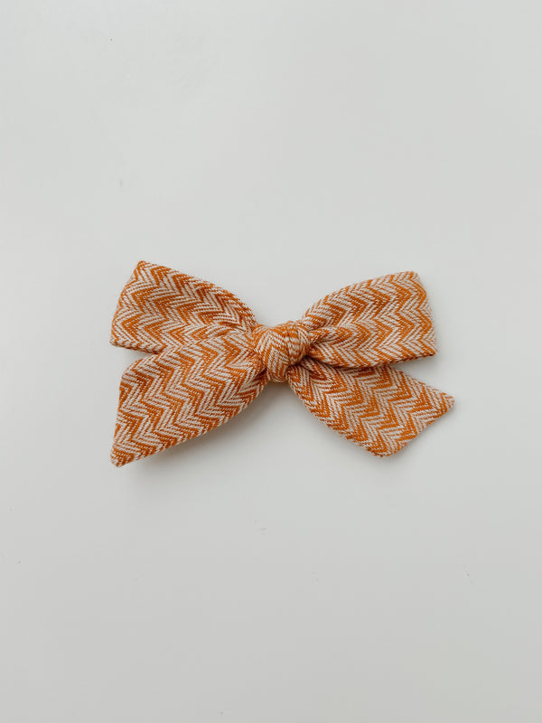 All The Little Bows // Classic Bow | Harvest - All The Little Bows