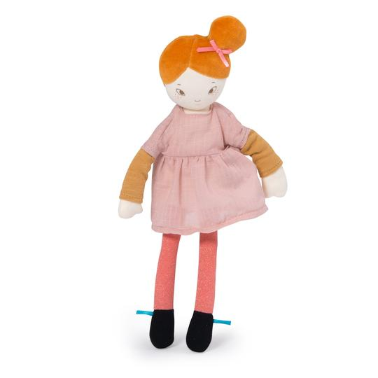 Moulin Roty // Les Parisiennes Petits - Mademoiselle Agathe Doll - All The Little Bows