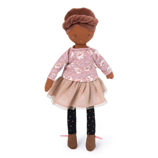 Moulin Roty // Les Parisiennes Petits - Mademoiselle Rose Doll - All The Little Bows