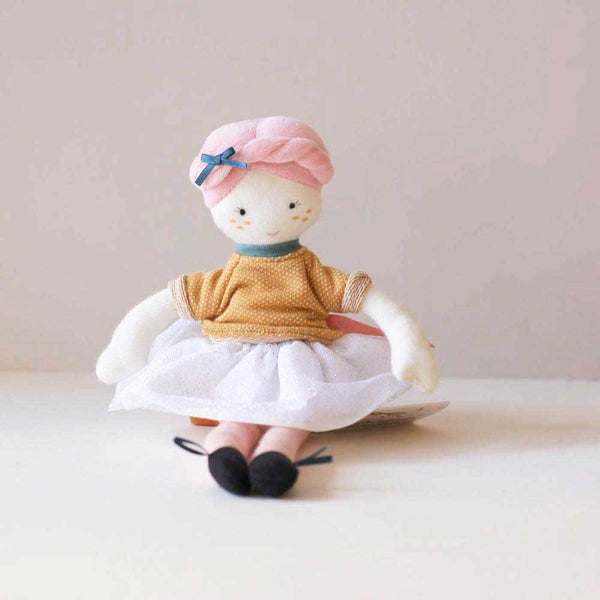 Moulin Roty // Les Parisiennes - Eloise Doll - All The Little Bows
