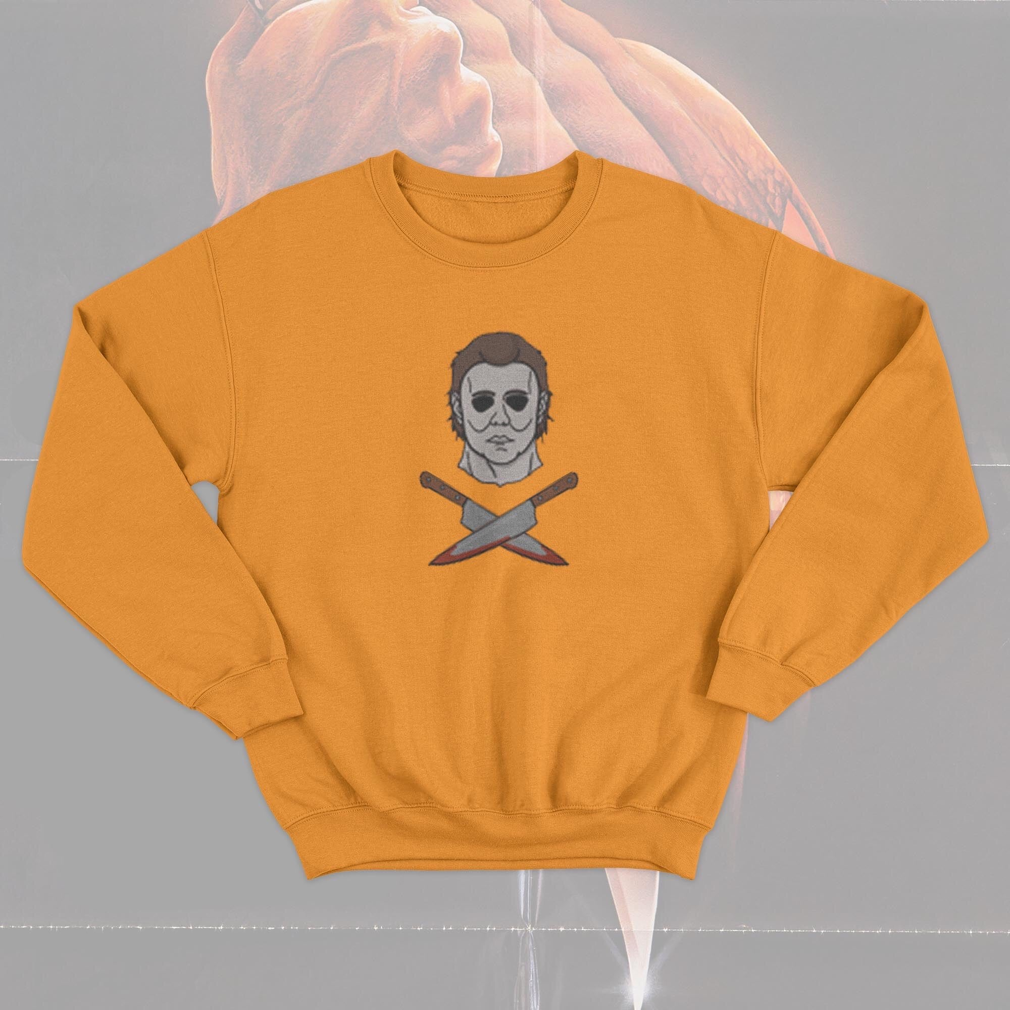 Michael Myers Inspired Pullover