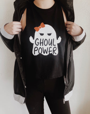 Ghoul Power tank/crop