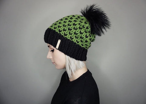Frankenbeanie Limited edition-Charlie and Luna Co