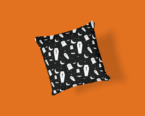 Deadly dreams pillow