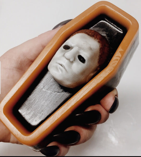 Michael Myers coffin soap (SICKSOAPS)
