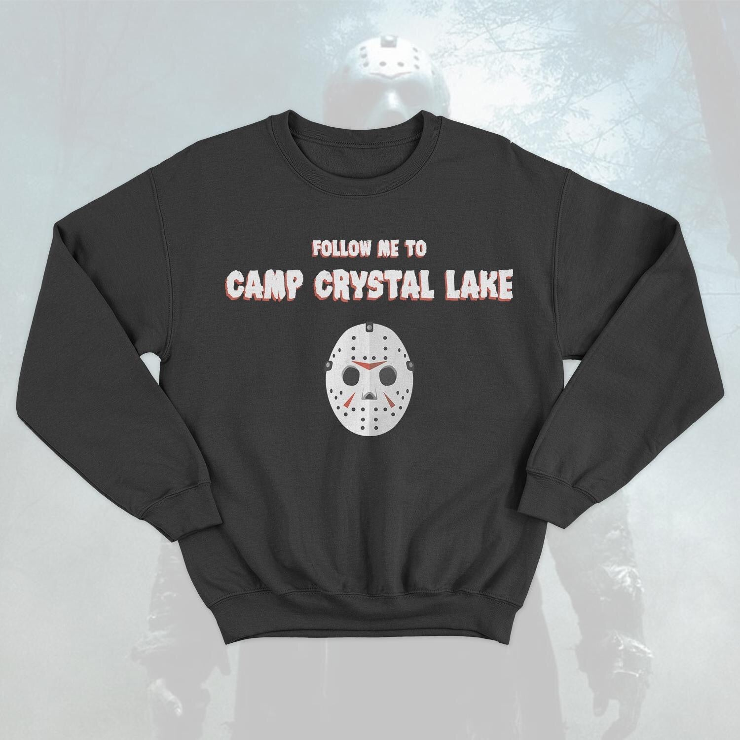 Follow Me to Camp Crystal Lake