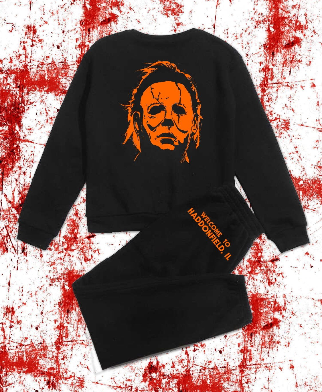 Michael Myers joggers