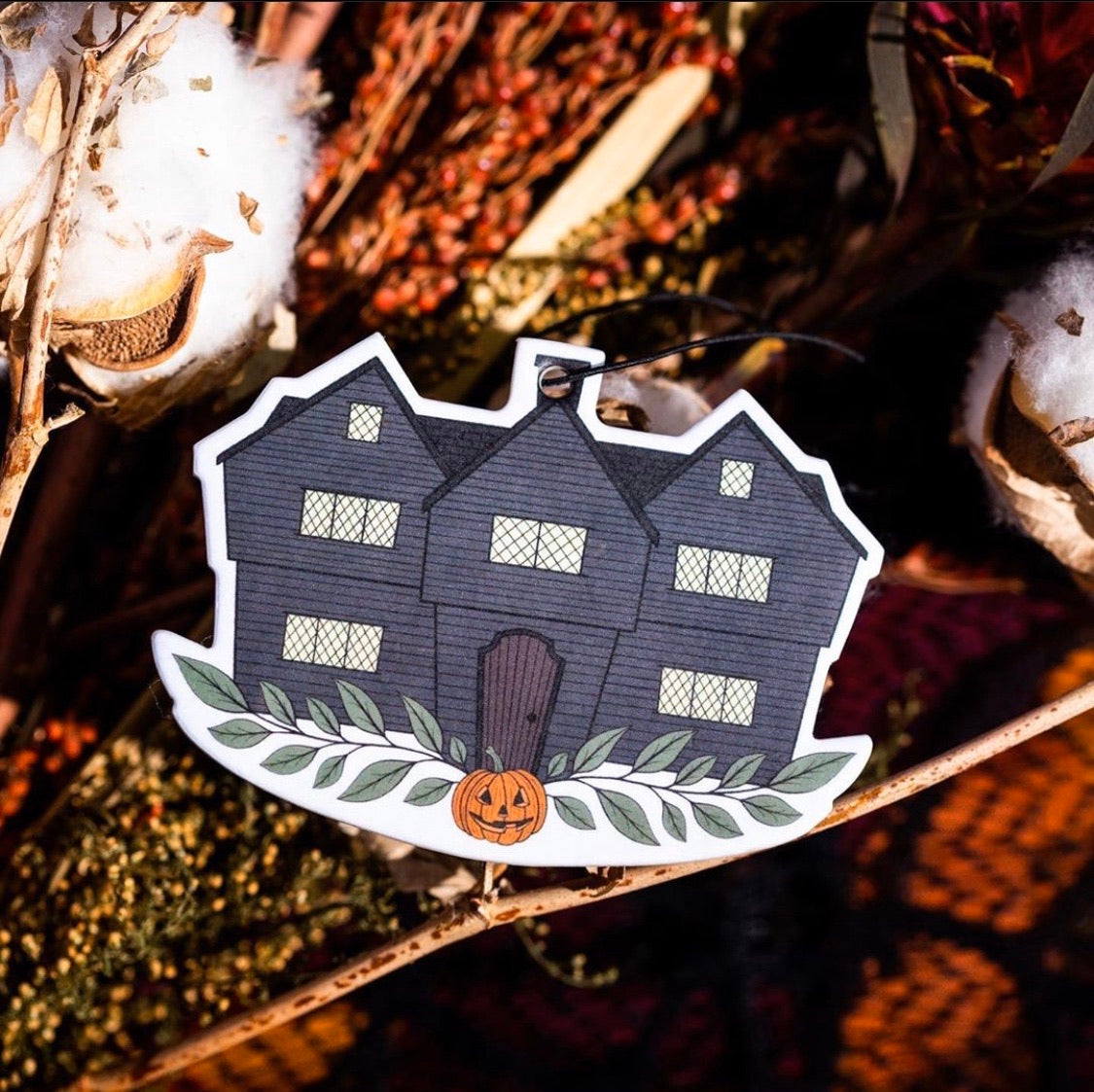 Witch House Air Freshener
